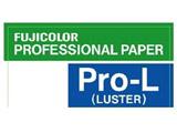 【カラー印画紙】フジカラープロフェッショナルペーパー(六切・ラスター・100枚入り)CLP PRO L 6 100