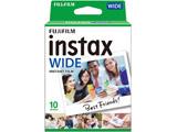 インスタントカラーフィルム instax WIDE 1パック(10枚入)