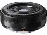 カメラレンズ XF27mmF2.8【FUJIFILM Xマウント】(ブラック)