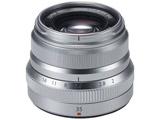 カメラレンズ XF35mmF2 R WR【FUJIFILM Xマウント】(シルバー)