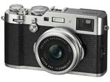 FUJIFILM X100F シルバー 大型センサー搭載デジタルカメラ