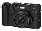 FUJIFILM X100F ブラック 大型センサー搭載デジタルカメラ