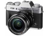FUJIFILM X-T20 レンズキット シルバー [FUJIFILM Xマウント] ミラーレス一眼カメラ