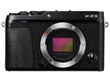 FUJIFILM X-E3 ボディ ブラック [FUJIFILM Xマウント] ミラーレス一眼カメラ