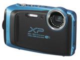 防水コンパクトデジタルカメラ FinePix(ファインピックス) XP130(スカイブルー)