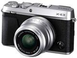 FUJIFILM X-E3【XF23mmF2レンズキット】(シルバー/ミラーレス一眼カメラ)