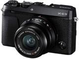 FUJIFILM X-E3 XF23mmF2レンズキット ブラック [FUJIFILM Xマウント] ミラーレス一眼カメラ