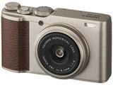 FUJIFILM XF10 シャンパンゴールド 大型センサー搭載デジタルカメラ