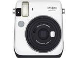 インスタントカメラ 『チェキ』 instax mini 70N ホワイト