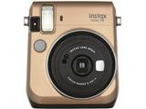 インスタントカメラ 『チェキ』 instax mini 70N ゴールド