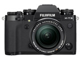 FUJIFILM X-T3【レンズキット】(ブラック/ミラーレス一眼カメラ) FXT3LKB