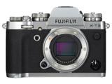 FUJIFILM X-T3【ボディ(レンズ別売)】(シルバー/ミラーレス一眼カメラ) FXT3S