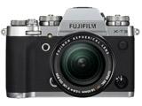 X-T3 レンズキット シルバー [FUJIFILM Xマウント] ミラーレスカメラ