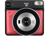 instax SQUARE SQ6 RUBY RED INSSQ6RUBYRED ルビーレッド