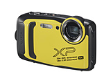 防水コンパクトデジタルカメラ FinePix(ファインピックス) XP140 イエロー [防水+防塵+耐衝撃]