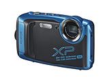 防水コンパクトデジタルカメラ FinePix(ファインピックス) XP140 スカイブルー [防水+防塵+耐衝撃]