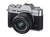 X-T30・XC15-45mmレンズキット シルバー [FUJIFILM Xマウント] ミラーレスカメラ