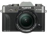 X-T30・XF18-55mmレンズキット チャコールシルバー [FUJIFILM Xマウント] ミラーレスカメラ
