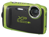 コンパクトデジタルカメラ XP130 ライム [防水+防塵+耐衝撃]