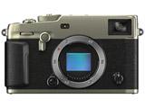 X-Pro3 ボディ DRシルバー [FUJIFILM Xマウント] ミラーレスカメラ