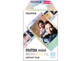 チェキ インスタントカラーフィルム instax mini用フィルム 「MERMAID TAIL(マーメイドテイル)」 1パック(10枚入)