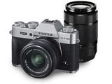 X-T30 ダブルズームレンズキット シルバー [FUJIFILM Xマウント] ミラーレスカメラ