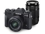 X-T30 ダブルズームレンズキット ブラック [FUJIFILM Xマウント] ミラーレスカメラ