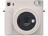 インスタントカメラ 『チェキ』 instax SQUARE SQ1  チョークホワイト