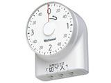 タイマー (コンセント直結式・3時間形) WH3201WP