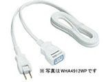 テーブルタップ 「延長コードX」(1個口・5m)(ホワイト)  WHA4915WP ホワイト
