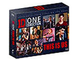 ワン・ダイレクション THIS IS US:THIS IS THE BOX 完全限定生産シリアルナンバー入り日本限定10,000セット 【ブルーレイ ソフト】