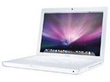 MacBook White Core2 Duo 2.1/ 13.3/1G/120G/CM/AMExWi-Fi/BT/iSight MB402J/A