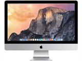 iMac Intel  Quad Core i5 3.5GHz/27/8GB(4GB x 2)メモリ/1TB Fusion Drive / MF886J/A