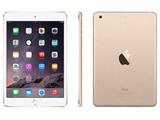 iPad mini 3 Wi-Fi +Cellular 64GB ゴールド MGYN2J/A au