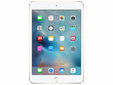 iPad mini 4 Wi-Fi +Cellular 16GB ゴールド MK712J/A SoftBank