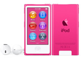 iPod nano 16GB (2015/ピンク) MKMV2J/A