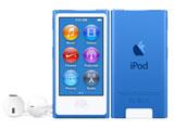 iPod nano 16GB (2015/ブルー) MKN02J/A