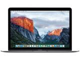 MacBook 1.1GHz CoreM3/12Retina/8GB/256GB/802.11abgn/BT MLH72J/A スペースグレイ