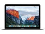 〔中古品〕MacBook 12-inch Early 2016 MLHC2J/A Core_m5 1.2GHz 8GB SSD512GB シルバー 〔10.11 ElCapitan〕