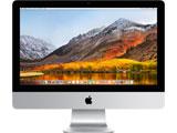 【在庫限り】 iMac 21.5インチ 4Kディスプレイモデル [Core i5(3.0GHz)/8GB/HDD:1TB] MNDY2J/A