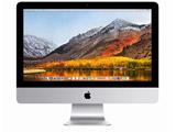【在庫限り】 iMac 21.5インチ 4Kディスプレイモデル [Core i5(3.4GHz)/8GB/1TB Fusion] MNE02J/A