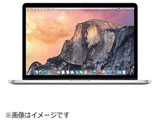 MacBookPro 15.0インチ Retina Displayモデル [Core i7(2.9GHz)/16GB/SSD 1TB/Touch Bar] USキーボード シルバー