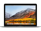 MacBook 12インチ [Core m3(1.2GHzデュアルコア/8GB/SSD 256GB) スペースグレイ MNYF2J/A