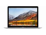 MacBook 12インチ[2017年/SSD 256GB/メモリ 8GB/1.2GHzデュアルコアCore m3]シルバー MNYH2J/A