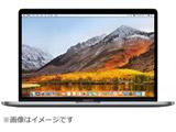 MacBookPro 15.0インチ カスタマイズモデル MPTT2J/AA スペースグレイ [Core i7(2.9GHz)・SSD 512GB・メモリ 16GB・USキーボード]