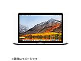 MacBookPro 13インチ USキーボードモデル[2017年/SSD 128GB/メモリ 8GB/2.3GHzデュアルコア Core i5]スペースグレイ MPXQ2JA/A    [13.0型 /intel Core i5 /SSD:128GB /メモリ:8GB]