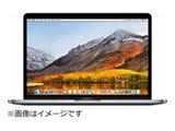 【在庫限り】 MacBookPro 13.0インチ [2017年/SSD 256GB/メモリ 8GB/3.1GHzデュアルコア Core i5/USキーボード/Touch Bar]スペースグレイ MPXV2JA/A