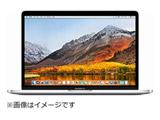 【在庫限り】 MacBookPro 13.0インチ Touch Bar / USキーボード搭載モデル[SSD 512GB/メモリ 8GB/3.1GHzデュアルコア Core i5] シルバー MPXY2J/AA