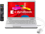 PT560T4ABTW(DynaBook Qosmio T560/T4AW )