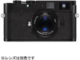 ライカ M-A(Typ 127)【ボディ(レンズ別売)】(ブラックペイント)